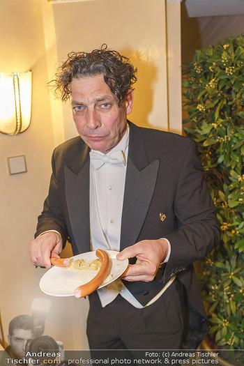 Opernball 2020 - Wiener Staatsoper - Do 20.02.2020 - Gregor BLOEB ist Wiener Würstel266