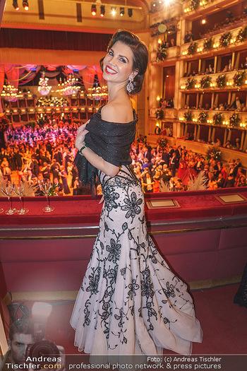 Opernball 2020 - Wiener Staatsoper - Do 20.02.2020 - Leona KÖNIG273