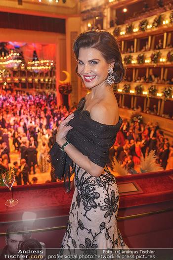 Opernball 2020 - Wiener Staatsoper - Do 20.02.2020 - Leona KÖNIG274