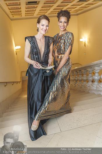 Opernball 2020 - Wiener Staatsoper - Do 20.02.2020 - Rebecca HORNER, Michel MAYER290