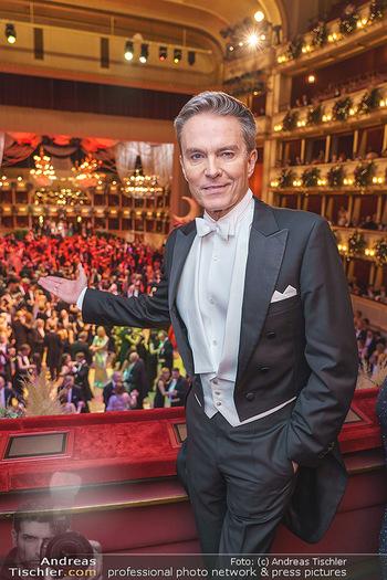 Opernball 2020 - Wiener Staatsoper - Do 20.02.2020 - Alfons HAIDER321