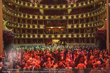Opernball 2020 - Wiener Staatsoper - Do 20.02.2020 - Logen, Festsaal, Ballsaal, Übersichtsfoto, Tanzparkett323
