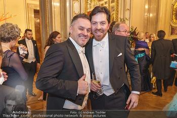 Opernball 2020 - Wiener Staatsoper - Do 20.02.2020 - Klaus PANHOLZER, Daniel SERAFIN333