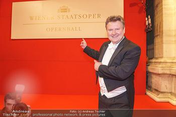 Opernball 2020 - Wiener Staatsoper - Do 20.02.2020 - Michael LUDWIG347