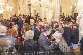 Ausstellungseröffnung Hahnloser - Albertina, Wien - Fr 21.02.2020 - 15