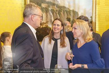 Ausstellungseröffnung Hahnloser - Albertina, Wien - Fr 21.02.2020 - 17