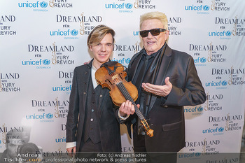 Dreamland Benefizgala zugunsten Unicef - Odeon Theater - Di 25.02.2020 - Yuri REVICH, HEINO1