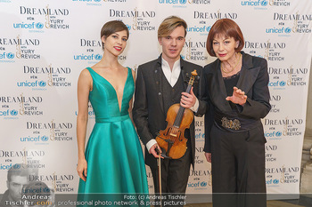 Dreamland Benefizgala zugunsten Unicef - Odeon Theater - Di 25.02.2020 - Maria YAKOVLEVA, Yuri REVICH, Andra JONASSON17