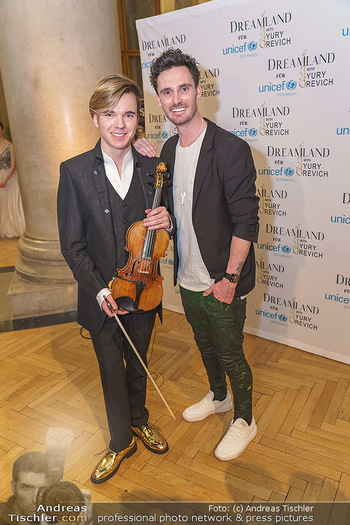 Dreamland Benefizgala zugunsten Unicef - Odeon Theater - Di 25.02.2020 - Yuri REVICH, James COTTRIAL23