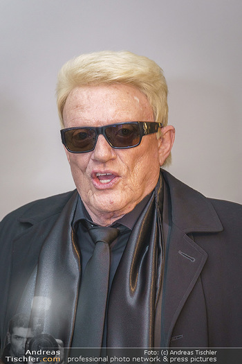 Dreamland Benefizgala zugunsten Unicef - Odeon Theater - Di 25.02.2020 - HEINO (Portrait)39