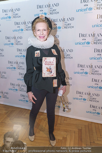Dreamland Benefizgala zugunsten Unicef - Odeon Theater - Di 25.02.2020 - Sunnyi MELLES49