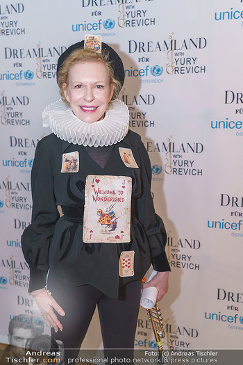 Dreamland Benefizgala zugunsten Unicef - Odeon Theater - Di 25.02.2020 - Sunnyi MELLES50