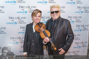 Dreamland Benefizgala zugunsten Unicef - Odeon Theater - Di 25.02.2020 - Yuri REVICH, HEINO52