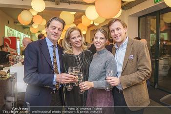 Buchpräsentation ´Wiener Traditionsunternehmen´ - Kattus Sektkellerei, Wien - Mi 26.02.2020 - Familie Ernst und Maria POLSTERER-KATTUS mit Kindern Tochter Sop9