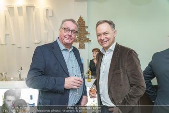 Buchpräsentation ´Wiener Traditionsunternehmen´ - Kattus Sektkellerei, Wien - Mi 26.02.2020 - Wolfgang FISCHER, Gerhard SCHILLING10