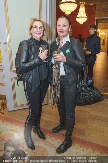 Ausstellungseröffnung Michael Horowitz - Albertina, Wien - Do 27.02.2020 - 10