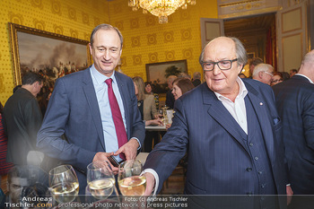 Ausstellungseröffnung Michael Horowitz - Albertina, Wien - Do 27.02.2020 - Andreas Mailath POKORNY, Michael HOROWITZ17
