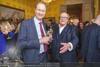 Ausstellungseröffnung Michael Horowitz - Albertina, Wien - Do 27.02.2020 - Andreas Mailath POKORNY, Michael HOROWITZ18