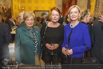 Ausstellungseröffnung Michael Horowitz - Albertina, Wien - Do 27.02.2020 - Rotraud KONRAD, Ingried BRUGGER, Johanna RACHINGER26