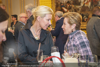 Ausstellungseröffnung Michael Horowitz - Albertina, Wien - Do 27.02.2020 - 30