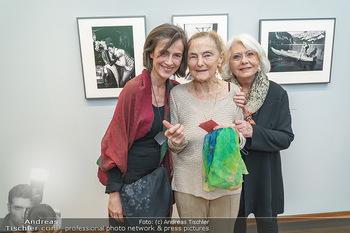 Ausstellungseröffnung Michael Horowitz - Albertina, Wien - Do 27.02.2020 - Marianne NENTWICH, Mercedes ECHERER, Erni MANGOLD46