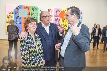 Ausstellungseröffnung Michael Horowitz - Albertina, Wien - Do 27.02.2020 - Michael HOROWITZ, Helga RABL-STADLER, Hans MAHR53