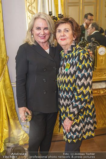 Ausstellungseröffnung Michael Horowitz - Albertina, Wien - Do 27.02.2020 - Isabella KLAUSNITZER, Helga RABL-STADLER65