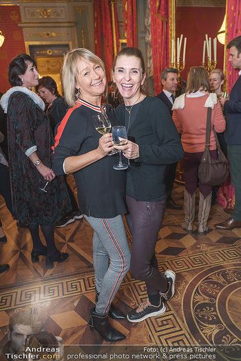Ausstellungseröffnung Michael Horowitz - Albertina, Wien - Do 27.02.2020 - Marion BENDA, Sabine SPÖGLER66