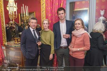 Ausstellungseröffnung Michael Horowitz - Albertina, Wien - Do 27.02.2020 - 67