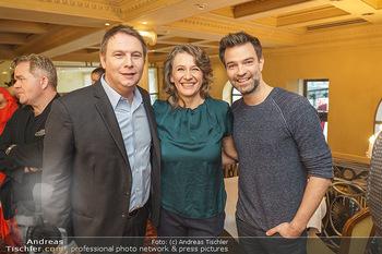 Pressekonferenz zur Romy Gala 2020 - Grand Hotel, Wien - Di 03.03.2020 - Meinrad KNAPP, Birgit DENK, Jakob SEEBÖCK3