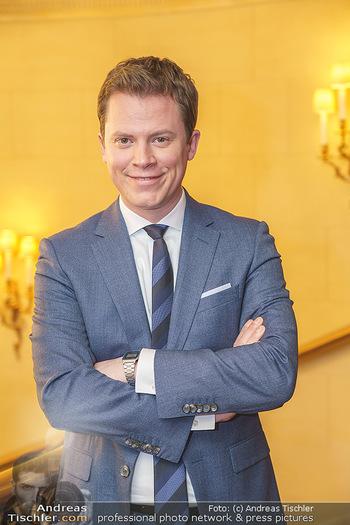 Pressekonferenz zur Romy Gala 2020 - Grand Hotel, Wien - Di 03.03.2020 - Tobias PÖTZELSBERGER (Portrait)8