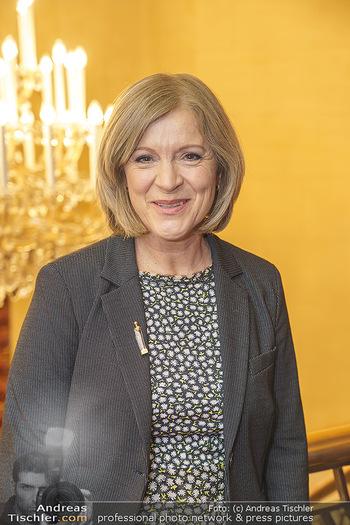 Pressekonferenz zur Romy Gala 2020 - Grand Hotel, Wien - Di 03.03.2020 - Ingrid THURNHER (Portrait)9