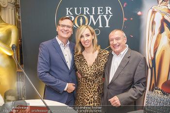Pressekonferenz zur Romy Gala 2020 - Grand Hotel, Wien - Di 03.03.2020 - Thomas KRALINGER, Nadja BERNHARD, Rudi JOHN13