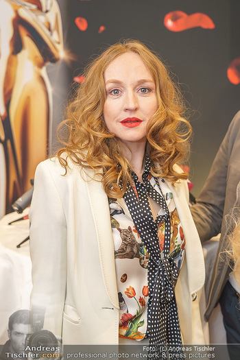 Pressekonferenz zur Romy Gala 2020 - Grand Hotel, Wien - Di 03.03.2020 - Brigitte HOBMEIER (Portrait)18