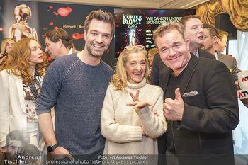 Pressekonferenz zur Romy Gala 2020 - Grand Hotel, Wien - Di 03.03.2020 - Jakob SEEBÖCK, Kathrin ZECHNER, Cornelius OBONYA19