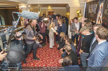 Pressekonferenz zur Romy Gala 2020 - Grand Hotel, Wien - Di 03.03.2020 - 22