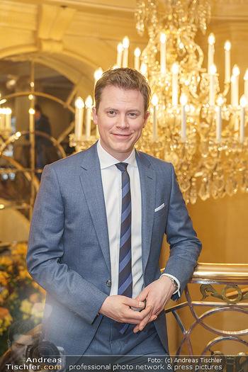 Pressekonferenz zur Romy Gala 2020 - Grand Hotel, Wien - Di 03.03.2020 - Tobias PÖTZELSBERGER (Portrait)24