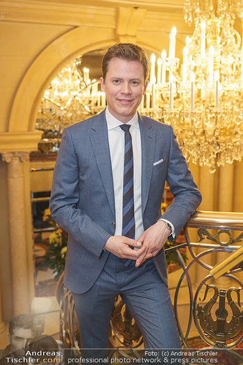 Pressekonferenz zur Romy Gala 2020 - Grand Hotel, Wien - Di 03.03.2020 - Tobias PÖTZELSBERGER (Portrait)25