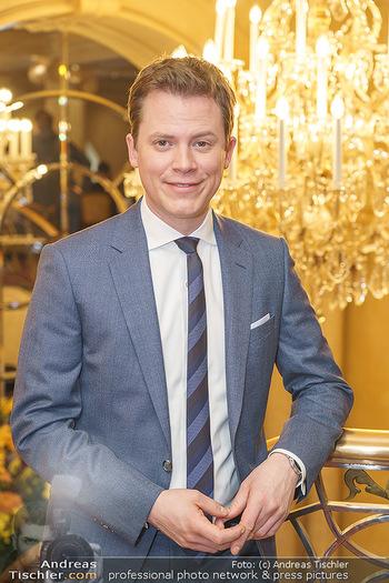 Pressekonferenz zur Romy Gala 2020 - Grand Hotel, Wien - Di 03.03.2020 - Tobias PÖTZELSBERGER (Portrait)27