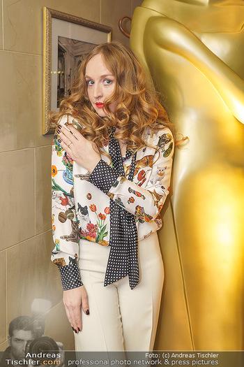 Pressekonferenz zur Romy Gala 2020 - Grand Hotel, Wien - Di 03.03.2020 - Brigitte HOBMEIER33