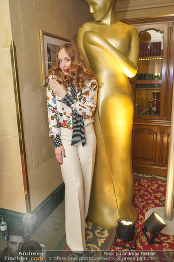 Pressekonferenz zur Romy Gala 2020 - Grand Hotel, Wien - Di 03.03.2020 - Brigitte HOBMEIER34