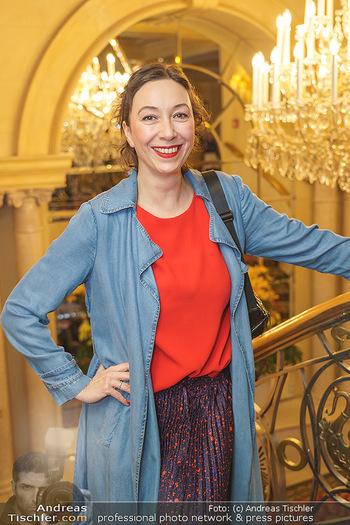 Pressekonferenz zur Romy Gala 2020 - Grand Hotel, Wien - Di 03.03.2020 - Ursula STRAUSS36