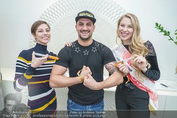 Salon Opening - Real Beauty Vienna - Mi 04.03.2020 - Maria YAKOVLEVA, Marcos NADER, Larissa ROBITSCHKO1