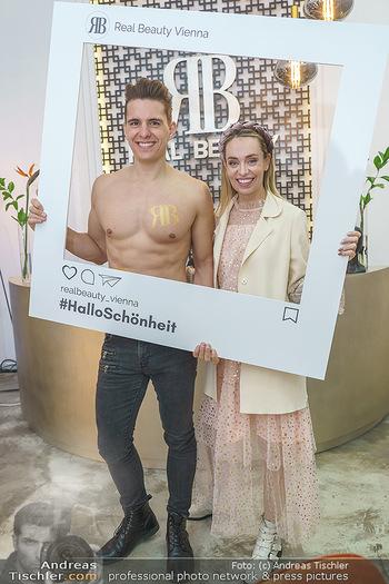 Salon Opening - Real Beauty Vienna - Mi 04.03.2020 - Philipp KNEFZ, Liliana KLEIN9