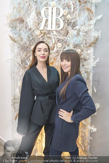 Salon Opening - Real Beauty Vienna - Mi 04.03.2020 - Rodica POPA, Tatjana KREUZMAYR10