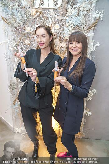 Salon Opening - Real Beauty Vienna - Mi 04.03.2020 - Rodica POPA, Tatjana KREUZMAYR11