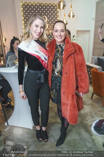 Salon Opening - Real Beauty Vienna - Mi 04.03.2020 - Eva POLESCHINSKI, Larissa ROBITSCHKO21