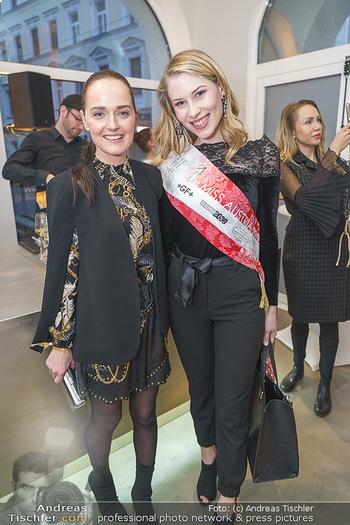 Salon Opening - Real Beauty Vienna - Mi 04.03.2020 - Eva POLESCHINSKI, Larissa ROBITSCHKO22
