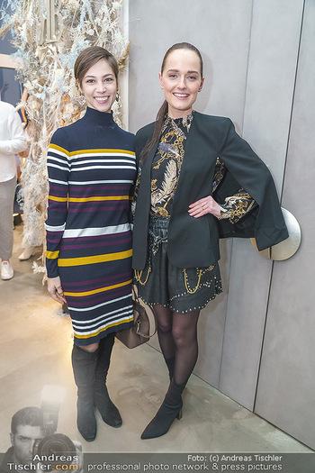 Salon Opening - Real Beauty Vienna - Mi 04.03.2020 - Eva POLESCHINSKI, Maria YAKOVLEVA23