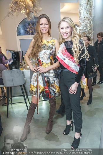 Salon Opening - Real Beauty Vienna - Mi 04.03.2020 - Celine ROSCHEK, Larissa ROBITSCHKO25